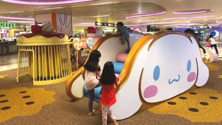 Hello Kitty Changi Airport