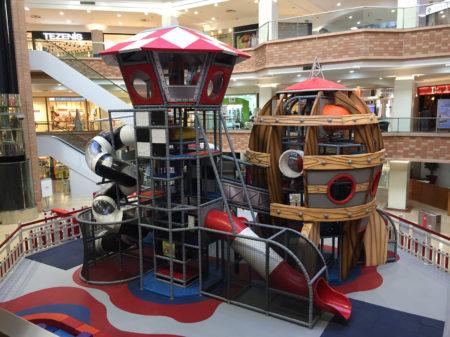 Le Porte Franche Shopping Mall